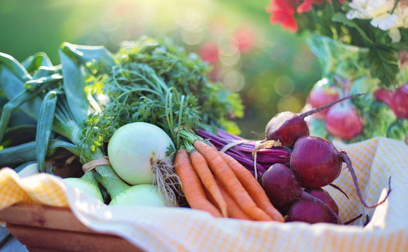 Obst- und Gemüsetauschbörse